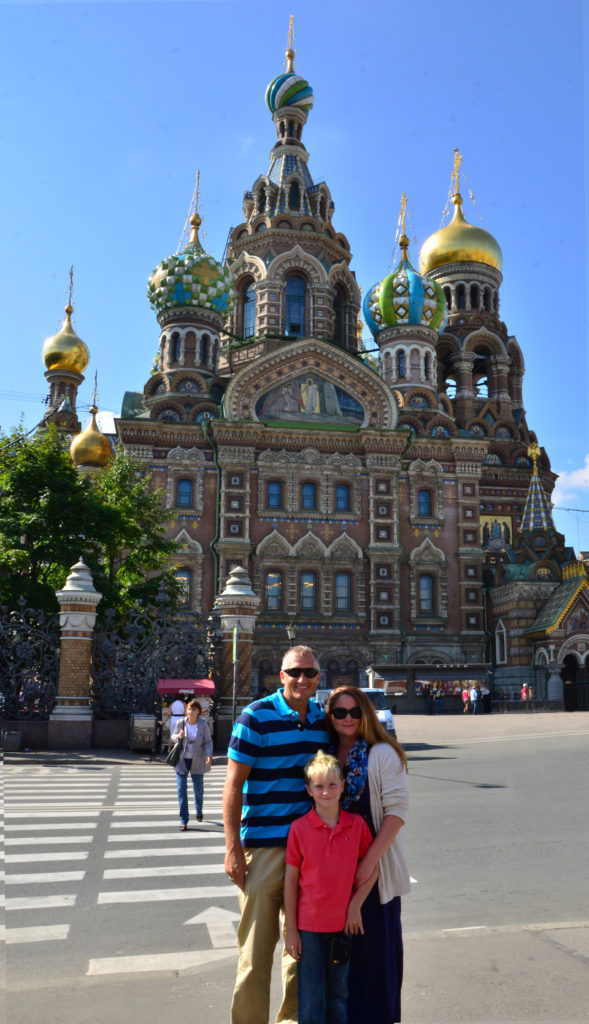 Church of the Spilled Blood